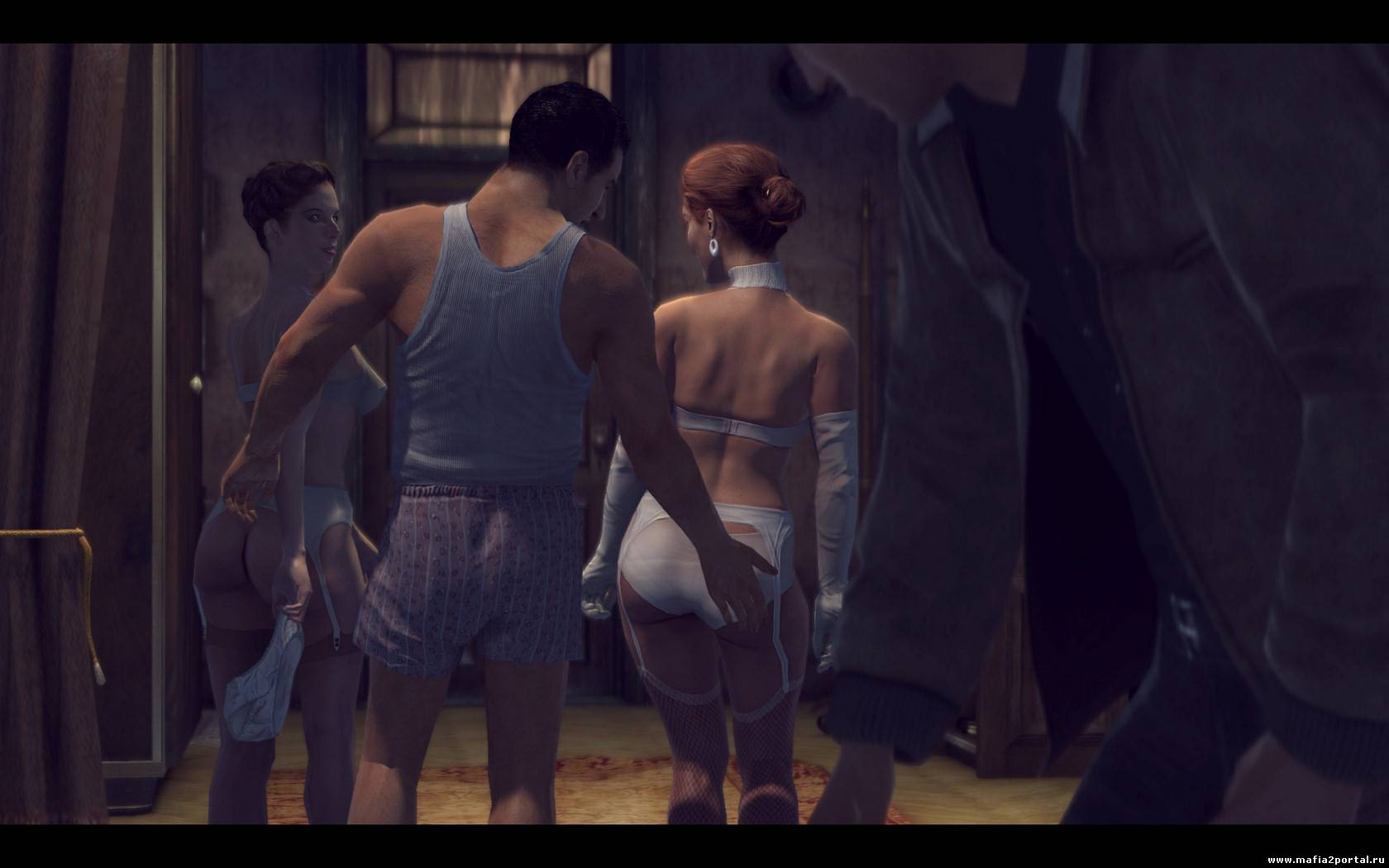 Mafia ii nudity sex image