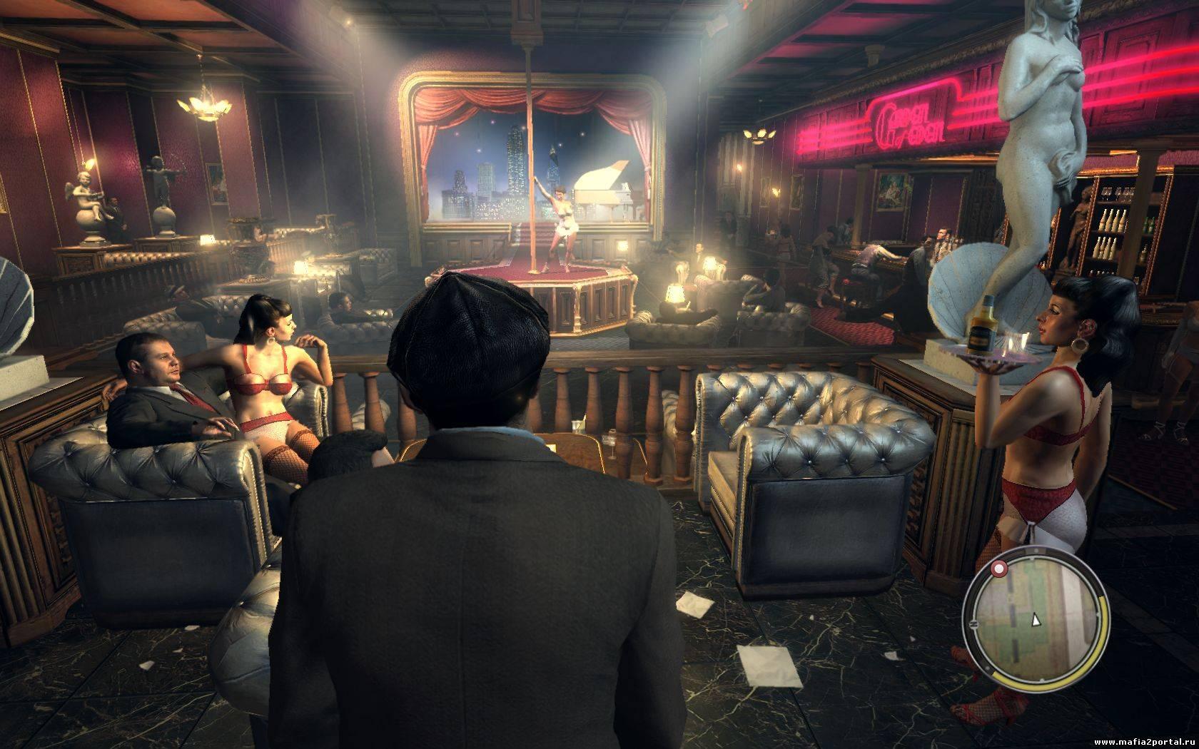Мафии прохождения миссии проститутка в